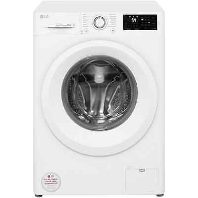 LG F4J5TN3W A+++ 8Kg Washing Machine White New from AO