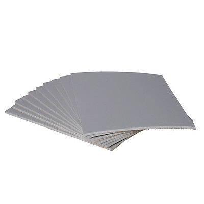 Pack of 10 Lino sheets 203 x305  mm - Linoleum, block printing, relief cutting