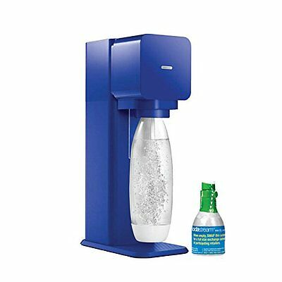 SodaStream Play Home Soda Maker Starter Kit, Blue