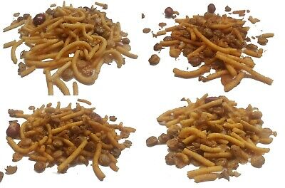 Bombay Mix Assortment - Buy 3 Get 1 Free - Add 4 to your Basket - SPICESontheWEB