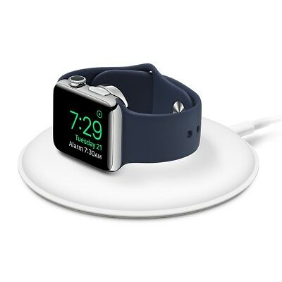Apple Watch Magnetic Charging Dock White