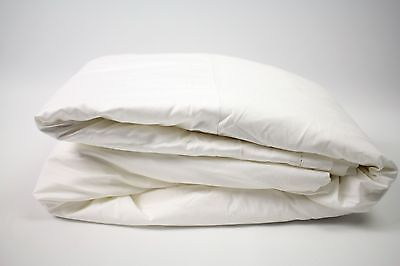 Hotel Collection 800 TC Egyptian Cotton KING Bedskirt WHITE Bedding $200 C918