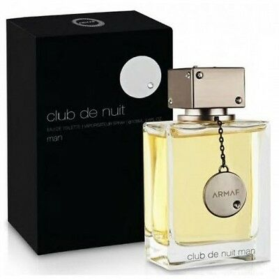 Armaf Club de Nuit  Man (Made in FRANCE) EDT 105ml  FREE & FAST POST UK !