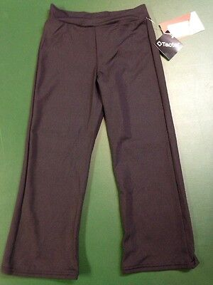 Capezio Kids size Toddler Black Jazz Dance Pants Dancewear Tactel Boys Girls