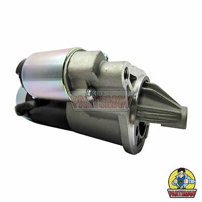 Starter Motor Mitsubishi Replacement 12V 1.2KW CW 10T 27mm Jeep 4.0L 6Cyl Petrol