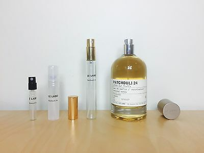 Le Labo - Patchouli 24 - Choose your sample - 100% GENUINE!