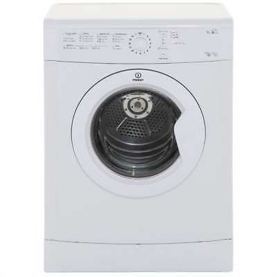 Indesit IDVL75BR Eco Time 7Kg Vented Tumble Dryer White New from AO