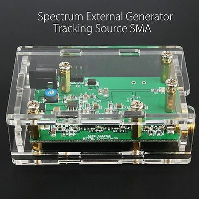 2017 Noise Source Simple Spectrum External Generator Tracking SMA Source + Case