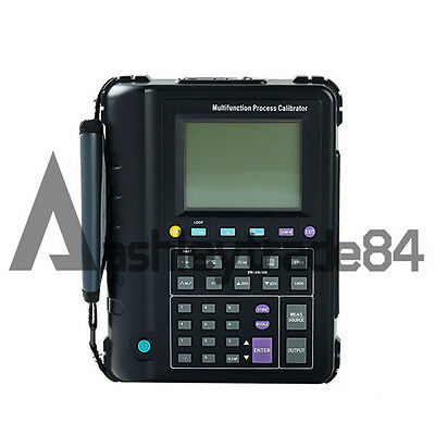 New Multifunction Process Calibrator MS7226 RTD&Thermocouple