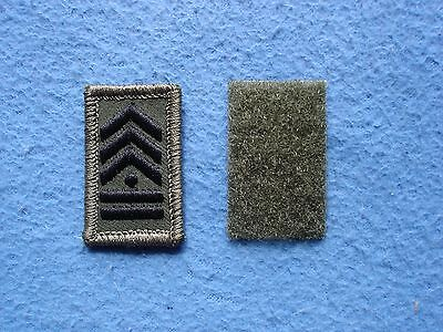 LUXEMBOURG LUX Army Collar Rank Patch ISAF Afghanistan IFOR SFOR KFOR #3