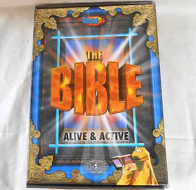 The Bible Alive & Active by Oasis Teacher Resource Package  Children 8-12 years