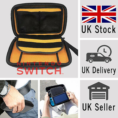 Brand New Protective Carry Case Cover Travel EVA Pouch Nintendo Switch Console