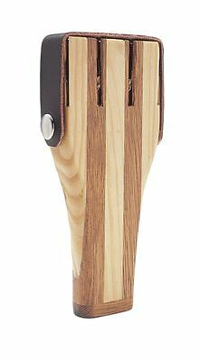 Unicorn Wooden Darts Case Holds Assembled Darts With Flights Hard Wood