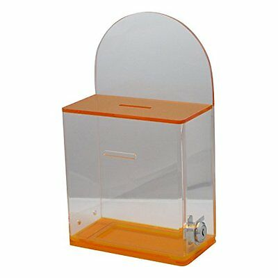 My Charity Boxes - Donation Box - Ballot Box - Ticket Box - Tip Container w/ for