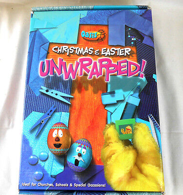 Christmas & Easter Unwrapped by Oasis Resource Package  Children 8-12 years