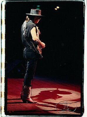 """STEVIE RAY VAUGHAN """"SOUL"""" Archival Lithograph POSTER"""