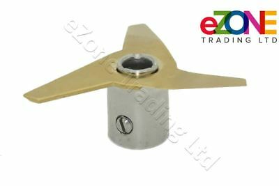 DYNAMIC Cutter Blade with Screw for Heavy-Duty Stick Blender CF250, CF251, CF252