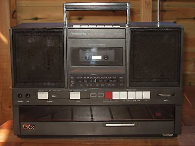 PANASONIC BOOM BOX/STEREO MUSIC SYSTEM. SG J550L. Excellent Cond. Works Great !