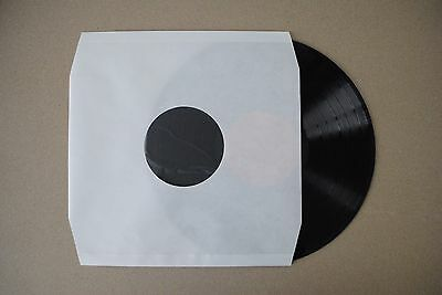 25 X 12 Inch High Density Poly Lined Inner Record Sleeves Anti-Static Square