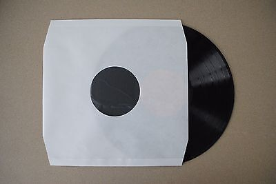 50 X 12 Inch High Density Poly Lined Inner Record Sleeves Anti-Static Square