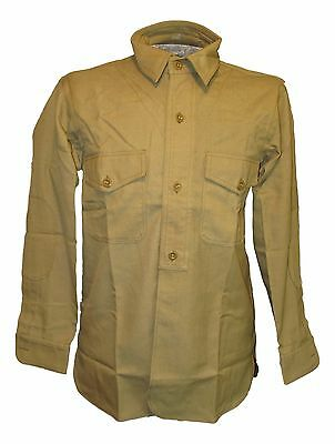 WW1 USMC Wool Flannel Undershirt. 100% Wool, High Quality Reproduction! Size 48""