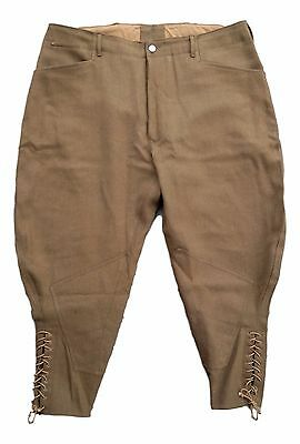 "WW1 U.S. M1917 Semi-Breeches. High Quality Reproduction! Size 36"" Waist"