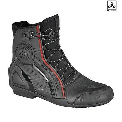 NEW DAINESE Scarpa SSC Alpha C2B D-WP Boots SIZE 45 EURO Black