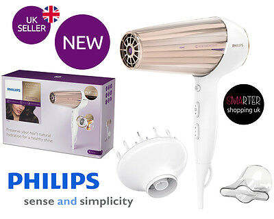 Philips Moisture Protect HP8280/00 Prestige DryCare SENSOR HAIR DRYER 2300W