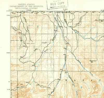 USGS Topographic Maps COMPLETE DIGITAL COLLECTION all maps for COLORADO!