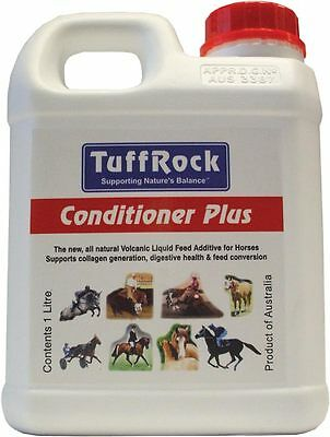 TuffRock Conditioner Plus For Horses  1Lt - 4 Lt