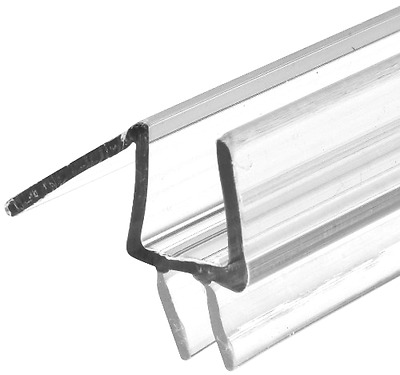 Prime-Line Products M 6258  Frameless Shower Door Bottom Seal, 3/8 in. x 36 in.,