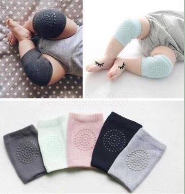 NEW Infant Leg Warmers/Baby Knee Pads for Boy & Girl Crawlers