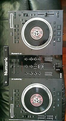 Numark NS7 FX with Flight Case