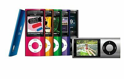 Apple iPod Nano 5th Generation 8GB & Higher - Used - Tested - All Colors