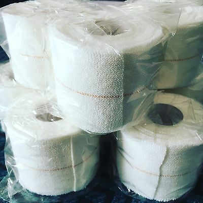 6 Rolls of 5cm Elastic Strapping Tape