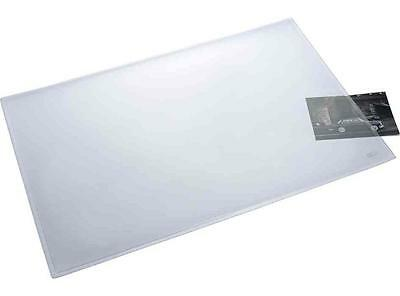 [Ref:H2522902] : Sous-main PVC 530 x 400 mm Transparent mat
