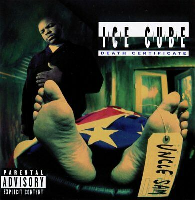 Ice Cube - Death Certificate - Vinyl Lp - New