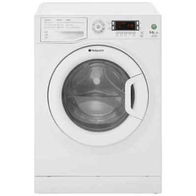 Hotpoint WDUD9640P Free Standing 9Kg Washer Dryer White New from AO