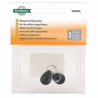 PetSafe Staywell 2 Magnetic Keys 980ML - For 400 420 & 932 Series Cat Flaps