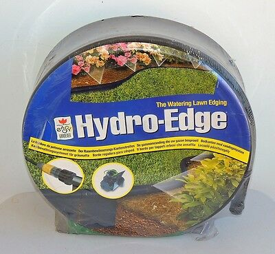 Hydro-Edge The Watering Lawn Edging 20ft Reel.  Easy Gardener