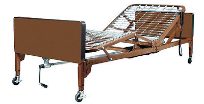 $1500 Healthline Semi-Electric Hospital Bed With Mattress * New!