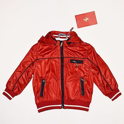 Boys Designer Hooded Jacket by Ferrari - 9 months