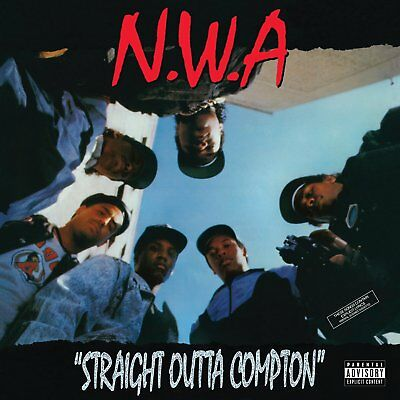 N.w.a - Straight Outta Compton (Remastered) - Vinyl Lp - New