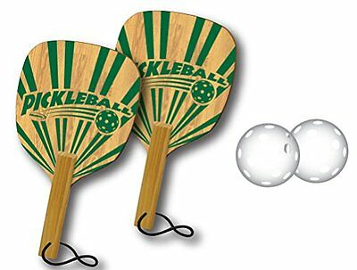 Halex Pickleball Select 2 Player Set (2 Paddles/2 Balls)