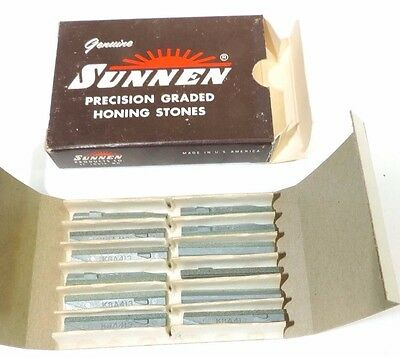 Sunnen K8A413 Honing Stone 12 Pieces K8-A413 (12 Stones Included)