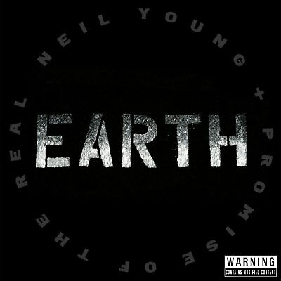 Neil Young + Promise Of The Real - Earth - 2Cd Cd - New