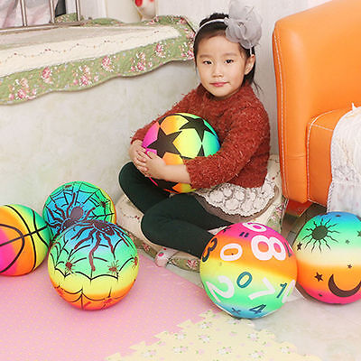 Kids Soft Touch Volleyball Beach Outdoor Sport Games Competition Children Toys