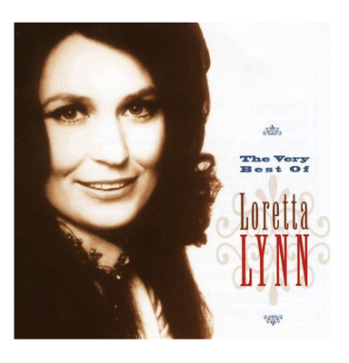 Loretta Lynn - The Very Best of (CD) NEW • Greatest Hits, Coal Miner's Daughter