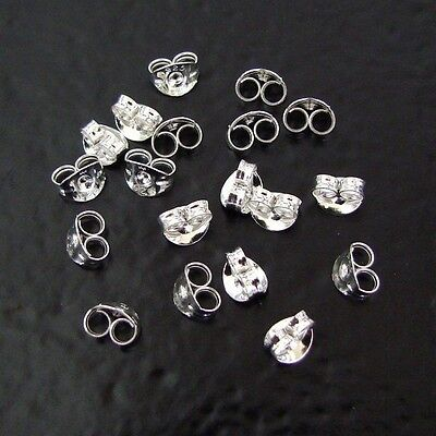 14K Gold Filled Earring Backs 5 Pairs Ear Nuts O5R6