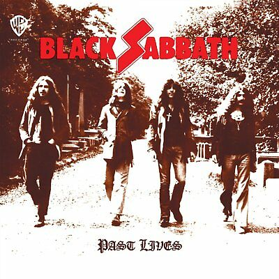 Black Sabbath - Live At Last / Past Lives (Deluxe) - 2Lp Vinyl Lp - New